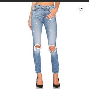 GRLFRND Karolina high rise jeans